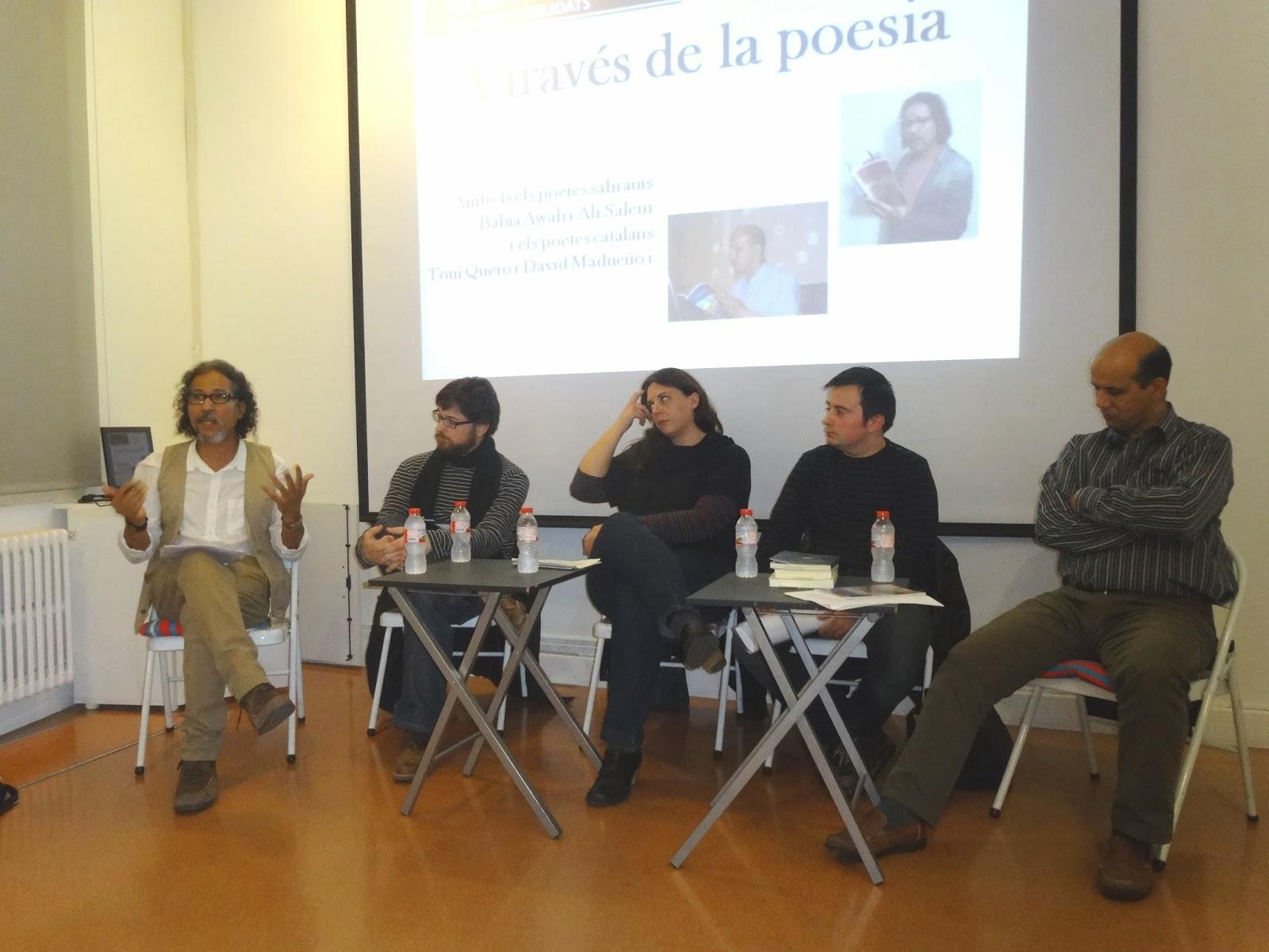 Generaci n de la amistad saharaui la poes a saharaui presente en el encuentro los derechos - La casa de los suenos olvidados ...