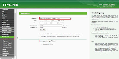 Tutorial Setting TP-Link 841 HP