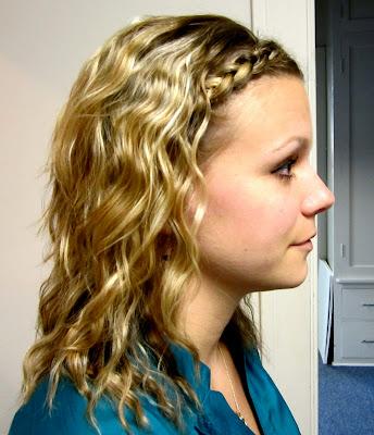 bye bye beehive a hairstyle blog headband braid