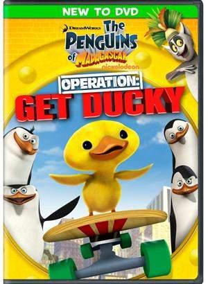 Los Penguinos De Madagascar Operacion Get Ducky 2012 DvdRip XviD 1