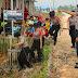 Personil Dit Sabhara Polda Kalsel Kerahkan Padamkan Lahan Terbakar