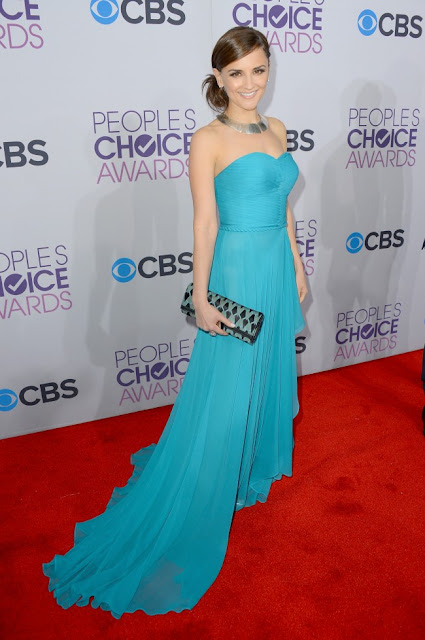 Rachael Leigh Cook at The Peoples Choice Awards 2013