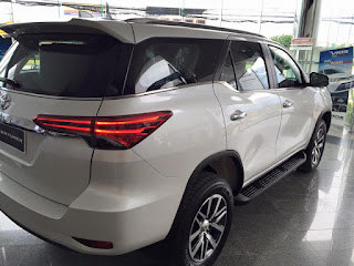 All New Fortuner 2016 Indonesia Terbaru