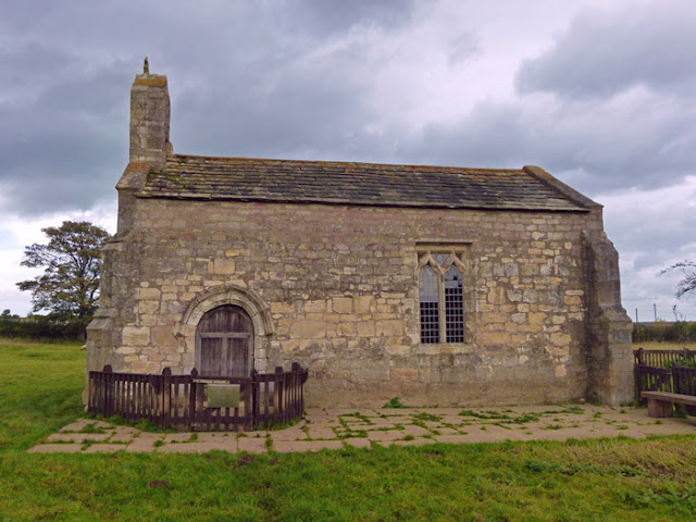 St Mary's Chapel, Manor of Lead, medieval, Yorkshire