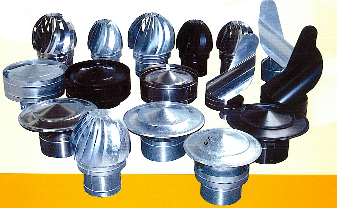Tubos sombreretes y accesorios de estufa ferreteria - Accesorios de chimeneas ...