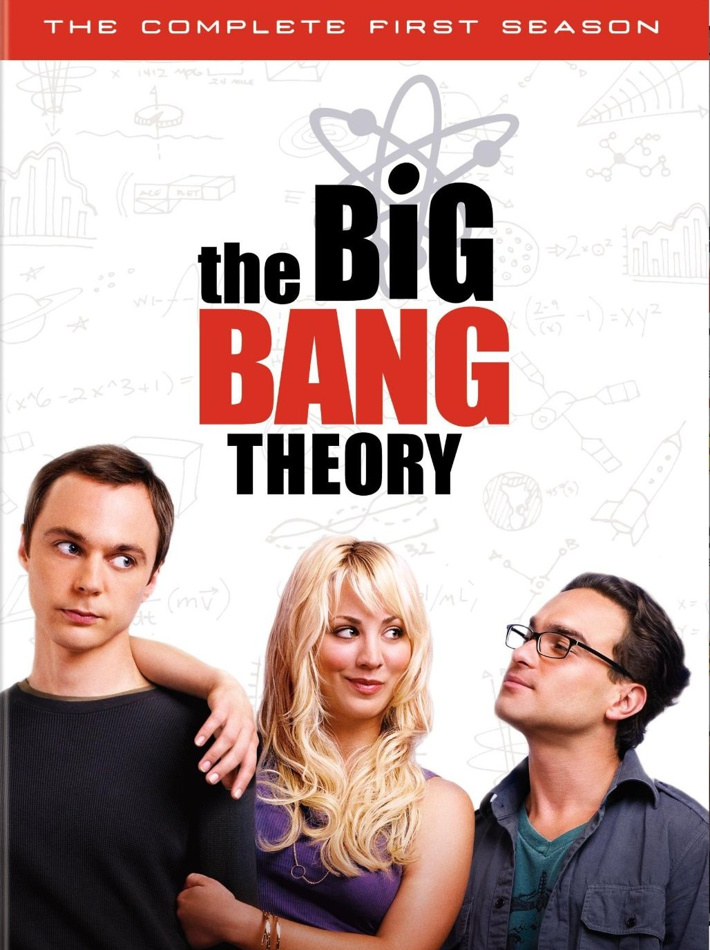 "The Big Bang Theory ~ Season 1 - Episode 2 ""The Big Bran Hypothesis"""