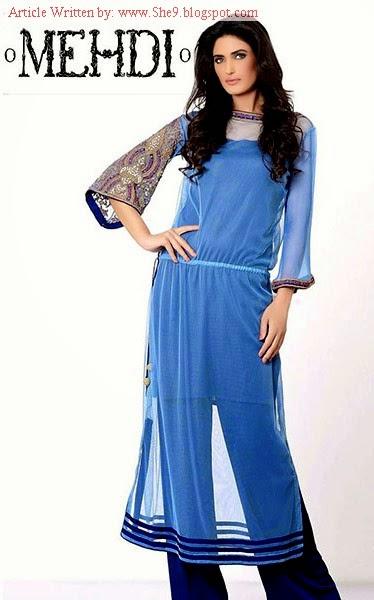 Mehdi Pakistani Eid Pret Dresses