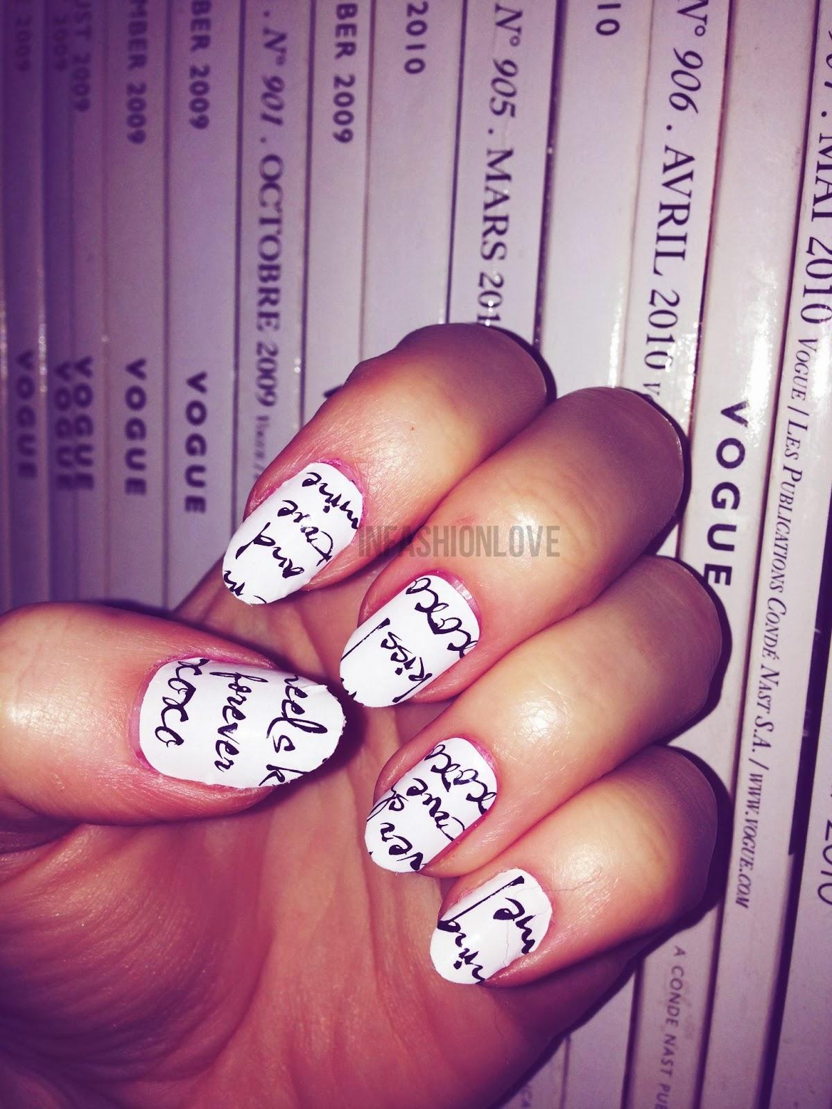 INFASHIONLOVE.COM: Essie Sleek Stick Nail Stickers in Love to Love You!