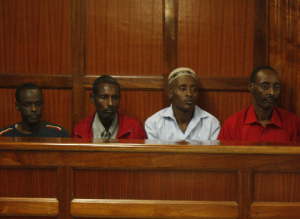 A priest sentenced to death for the murder of Italian Bishop Locati in Isiolo