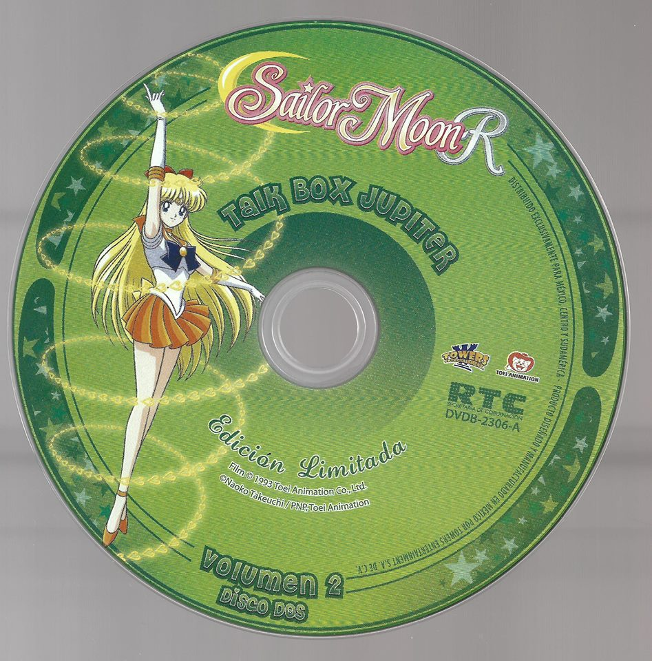 Sailor Moon Talk Box Season 2