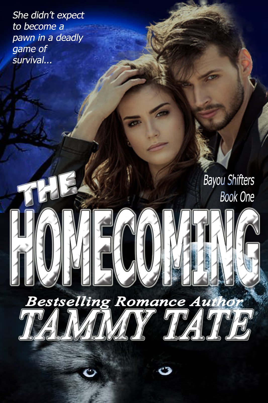 The Homecoming (Bayou Shifters - Book 1) Paranormal Romance