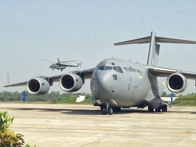 MORE PHOTOS: IAF C-17s Now Part Of 81 Squadron 'Skylords'