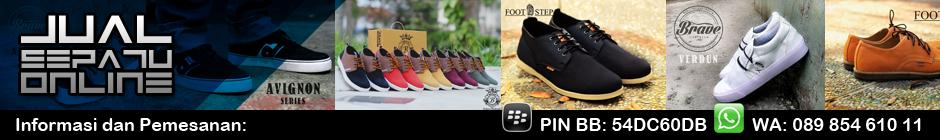 Jual Sepatu Casual Online