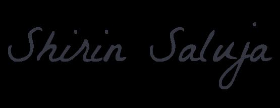 Shirin Saluja