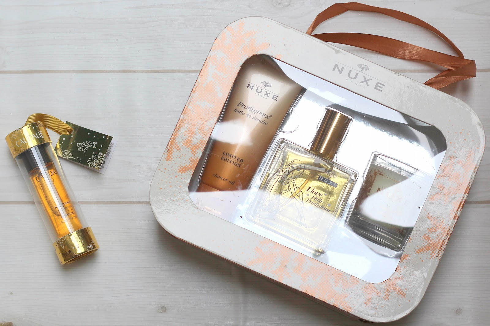 christmas gift guide 2015 nuxe and caudalie