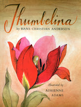 Hans Christian Andersen Thumbelina Book