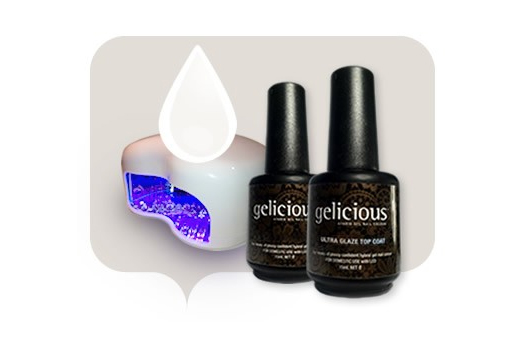 What is hybrid gel nails
