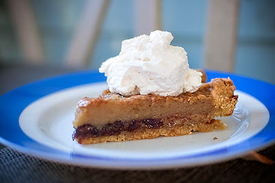 Maple & Chocolate Pie