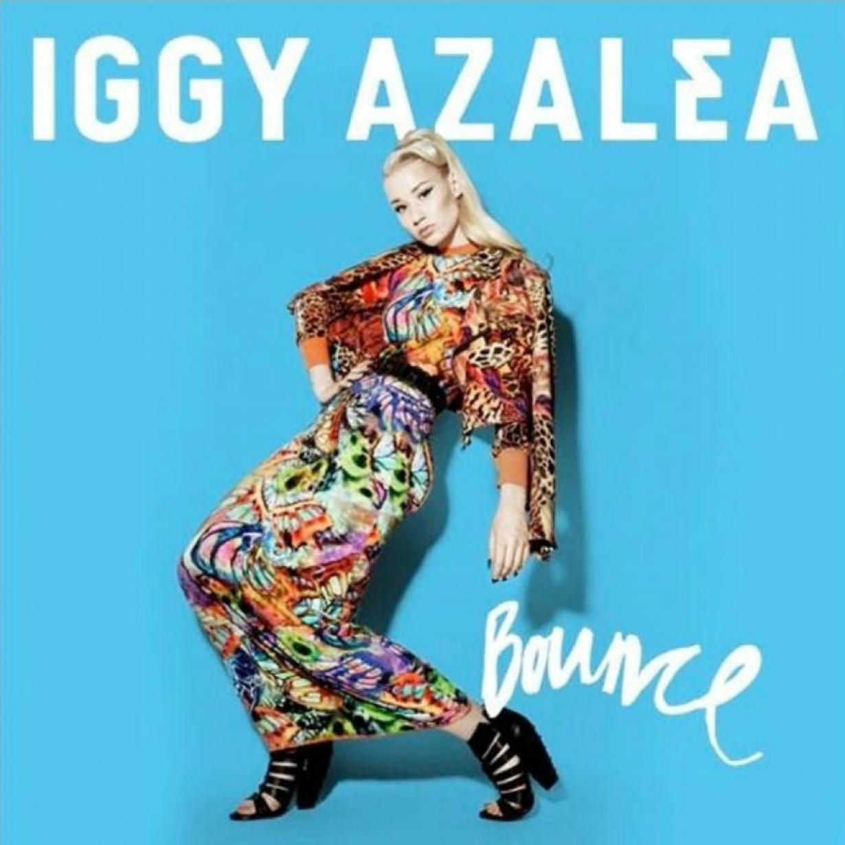 "Single >> ""Bounce"" Iggy+Azalea+-+Bounce+(Official+Single+Cover)"