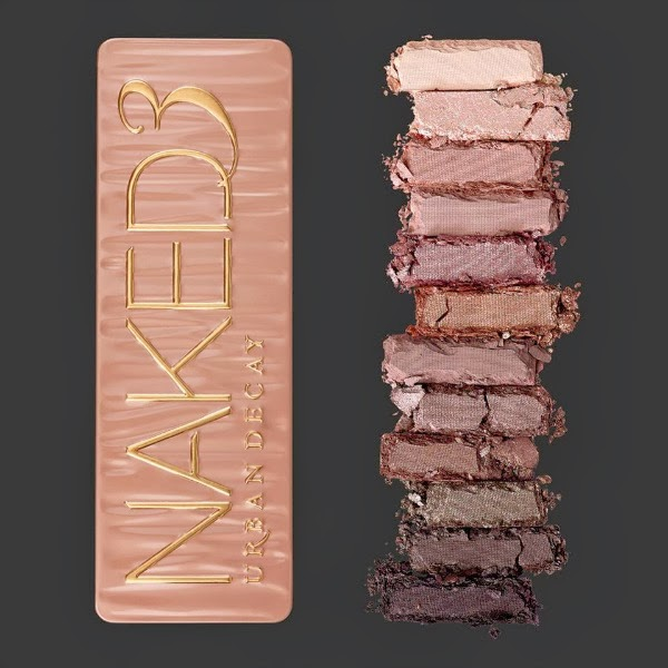 Urban Decay Naked 3 Palette - Rose Neutrals