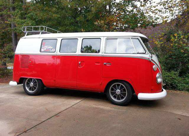 1966 vw bus 11 window deluxe buy classic volks for 16 window vw bus for sale