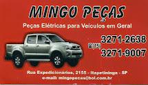 MINGO PEÇAS