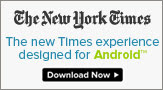 Download New York Times Android News App Tablet