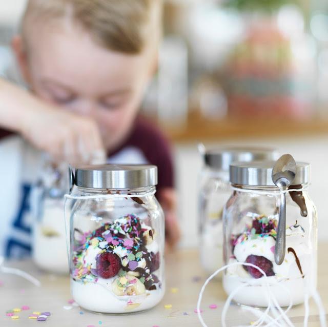 Leckerschmecker Nachtisch in Gläsern von IKEA Hemsmak