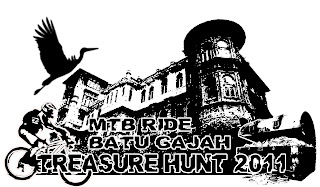 MTB RIDE- BATU GAJAH TREASURE HUNT 2011