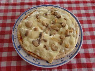 Pizza de Cogumelos alucinógenos deixam clientes muito loucos em SP