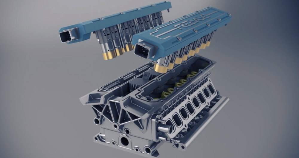camless engine Christian von koenigsegg has big plans for his company, including a potential four-door model and a radical new camless engine design.