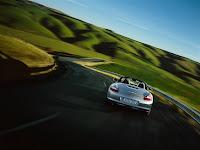 Porsche na estrada