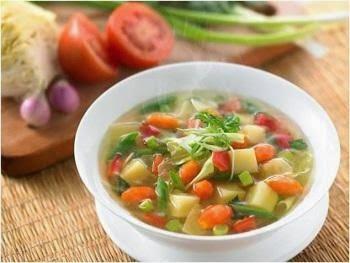 Resep Membuat Sayur Sop Enak dan Lezat