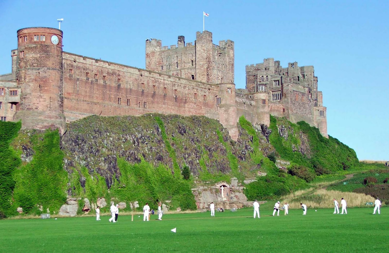 bamburgh castle - photo #28