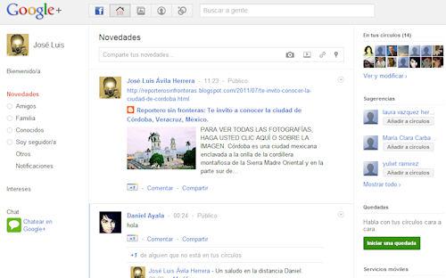 Google+ (La Red Social de Google)
