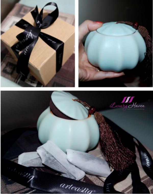 arteastiq signature designer tea gifts