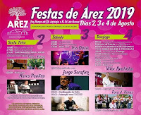 AREZ (NISA): FESTAS POPULARES 2019
