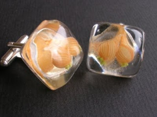 Onion Cufflinks