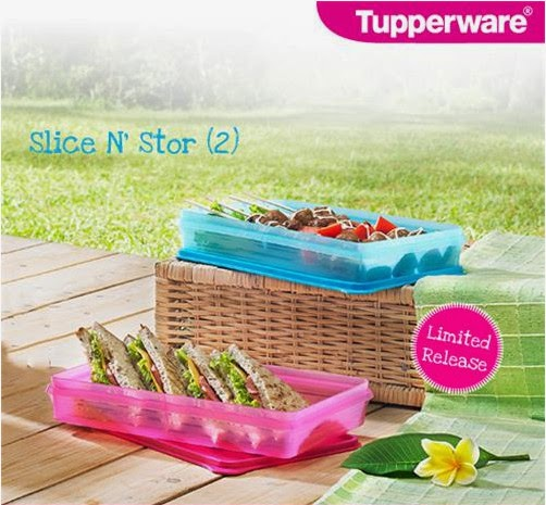 Tupperware Slice N' Stor (2)