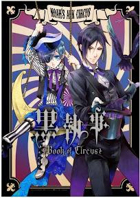 Kuroshitsuji: Book of Circus Kuroshitsuji Ciel Phantomhive