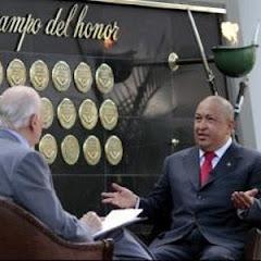 entrevista a Chavez