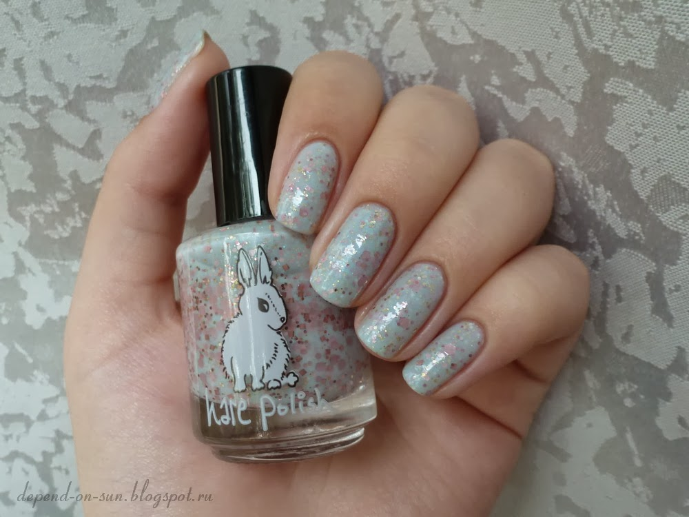 Hare polish Rococo grandeur