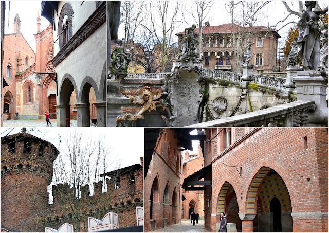 Parco del Valentino Borgo Medioevale