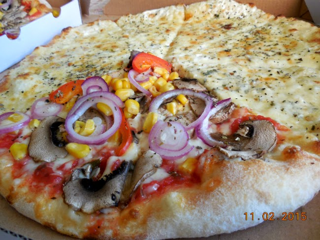 pizza fara carne