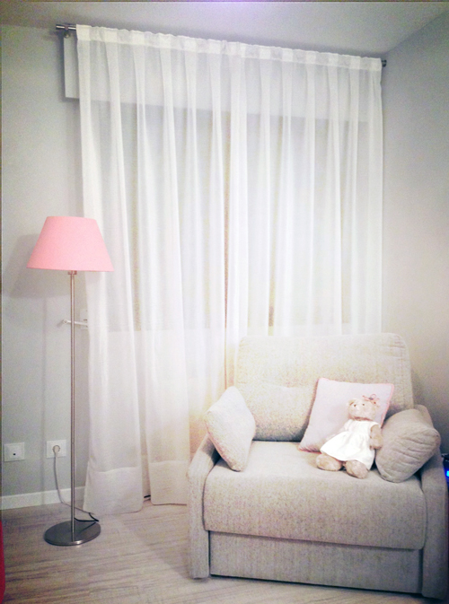 Mamypops la habitaci n de marina o quarto da marina - Zara home cortinas dormitorio ...