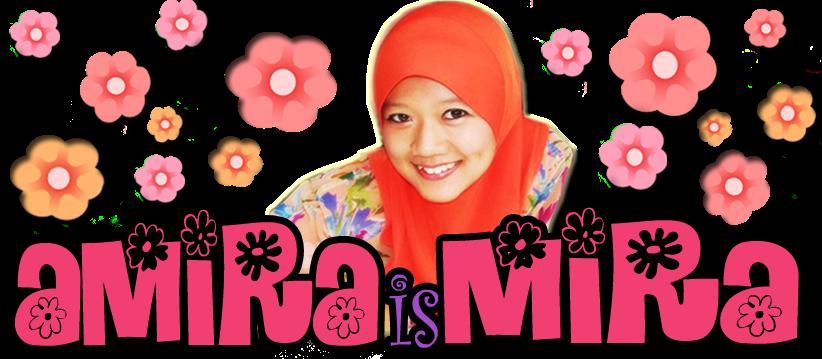 AMIRA IS MIRA