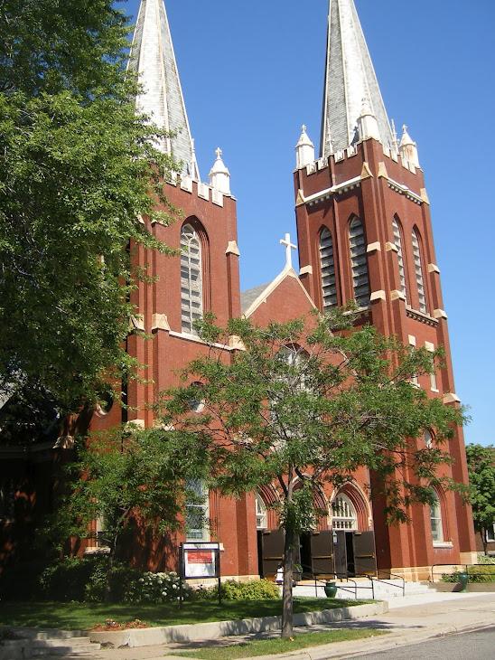 Ascension Catholic Church, N. Minneapolis