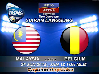 malaysia vs belgium