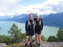 Leading Peak - Anvil Island - Neil and Carolyn