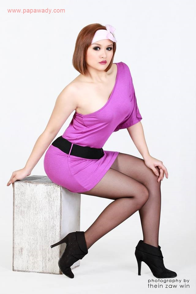 Jenny - Colorful Fashion Photo Album Collection